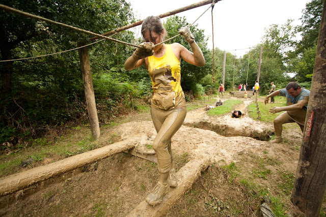 Best obstacle courses and mud runs