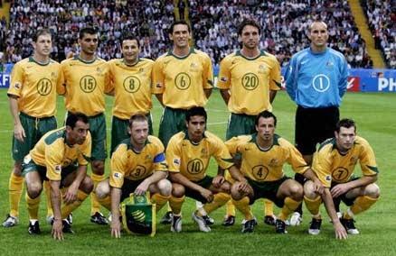 Australia FIFA World Cup 2014 HD Photos Squad