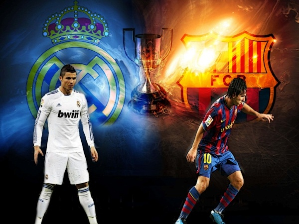 Algunos Registros Del Real Madrid Vs Barcelona