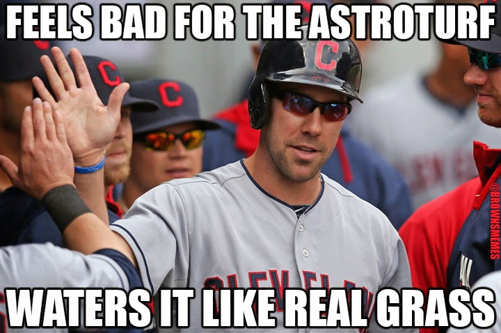 Cleveland Indians Memes Good Guy David Murphy