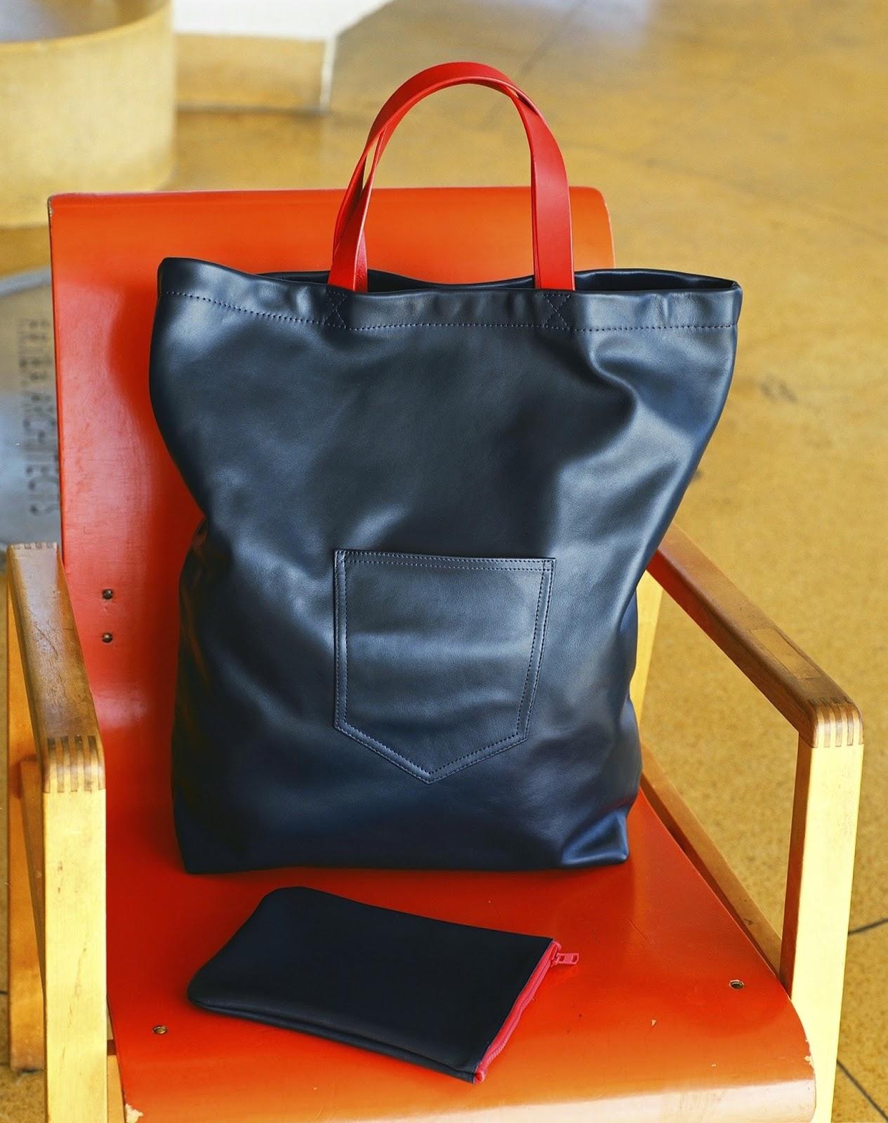 The Nose Bag © Concrete Collaborations, Concrete Editions, Maiko Dawson, Resolve An intimate survey of work, De La Warr Pavilion, Italian Veneto Leather, Accessories