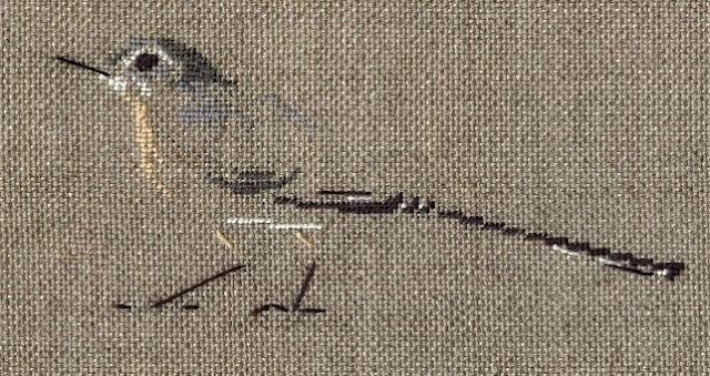 haft krzyzykowy petit