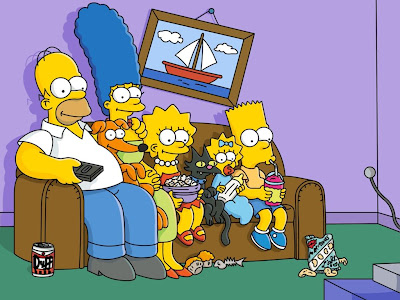Os Simpsons - Abertura especial Game of Thrones!
