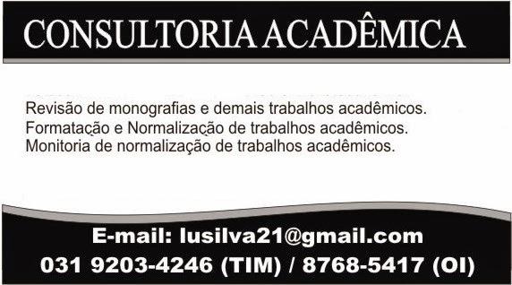 TCC_CDoc - Consultoria Acadêmica