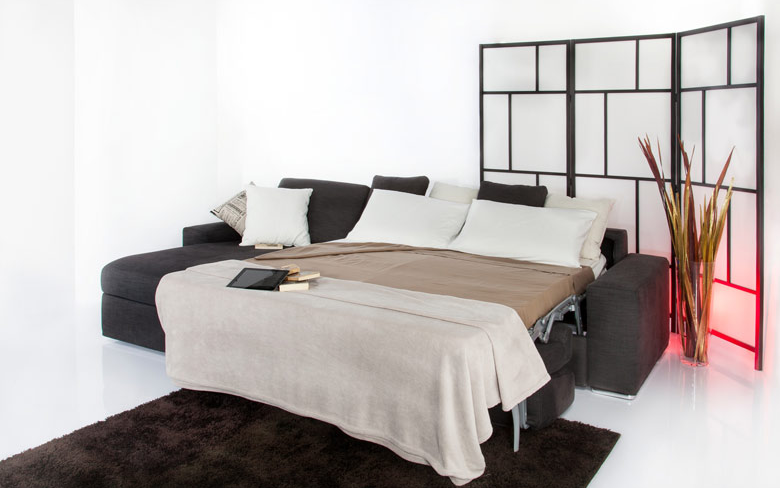 Come scegliere il divano letto tino mariani - Divano letto apertura elettrica ...