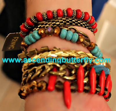 Western Chic Collection, Statement Bracelets, Southwestern Jewelry, Indian Inspired Jewelry, Fantasy Jewelry, Costume Jewelry, Press Preview of Countess LuAnn de Lesseps Countess Jewelry Collection in New York City