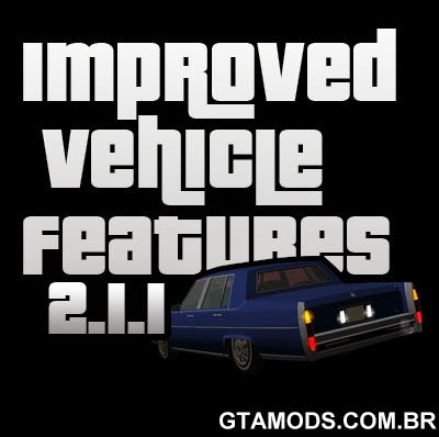 ImVehFt - Improved Vehicle Features 2.1.1