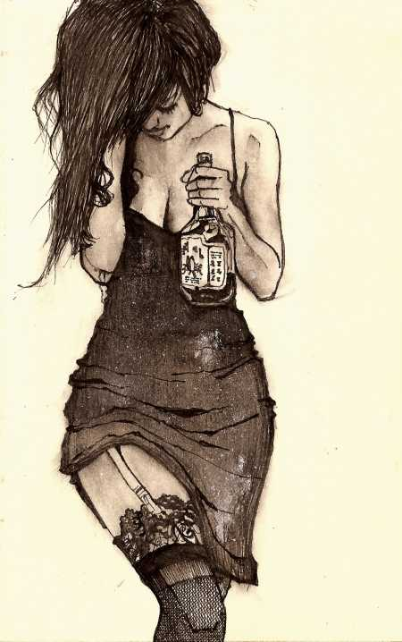 zachary johnson ilustração mulheres