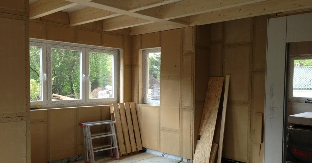 Schwedenhaus innenausbau  Ein Schwedenhaus in Ganderkesee: Innenausbau geht voran