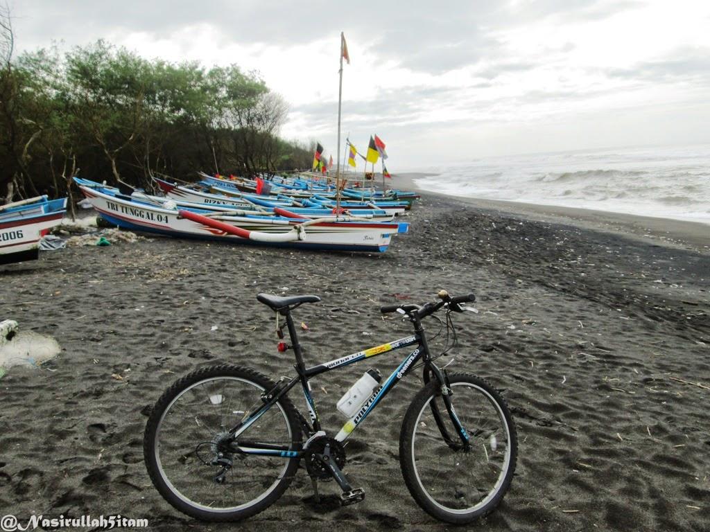 Pose sepeda dari berbagai sudut