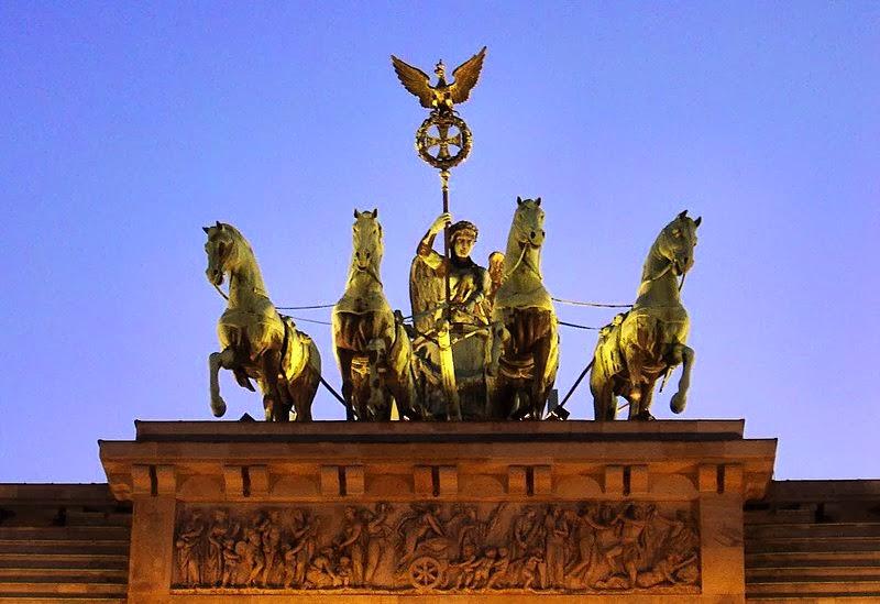 德國布蘭登堡門