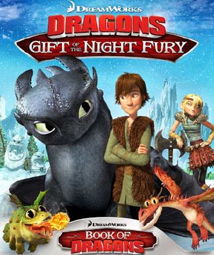 Dragons: Gift of the Night Fury (2011) ταινιες online seires xrysoi greek subs