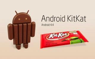 Mengenal Tentang Android 4.4 KitKat