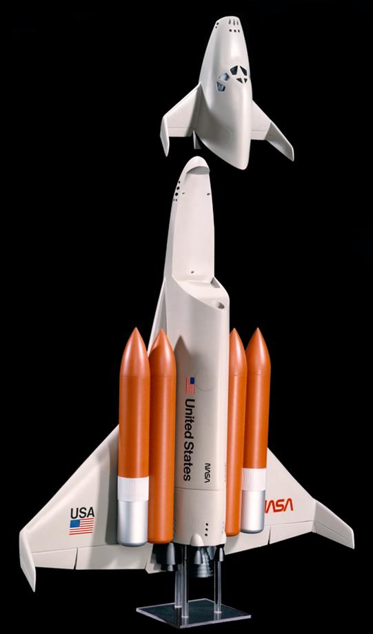 Space Shuttle II, 1988 ShuttleIIj