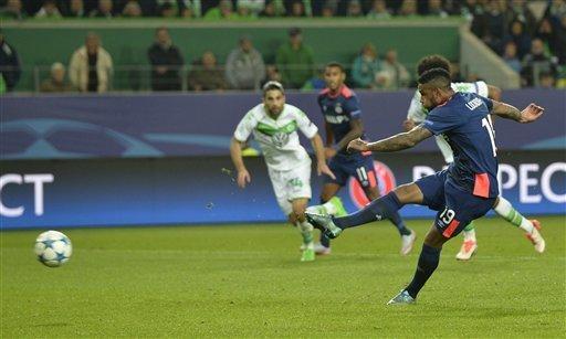 Hasil laga PSV Eindhoven 2-0 Wolfsburg