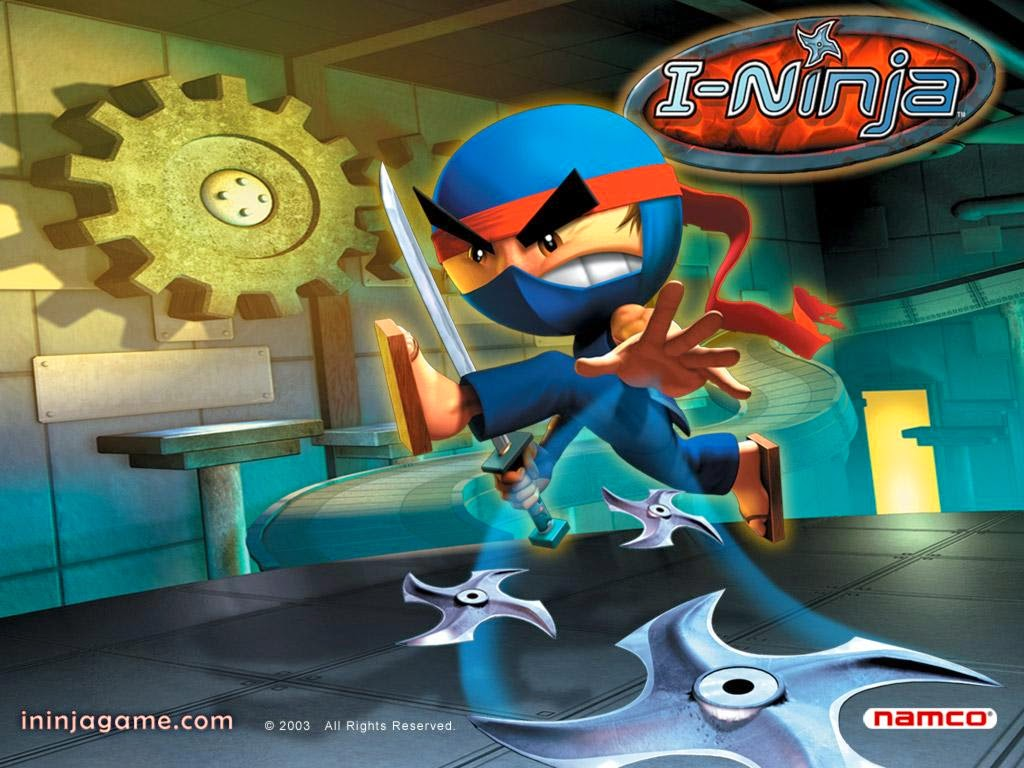 Cheat I-Ninja PS2 Bahasa Indonesia