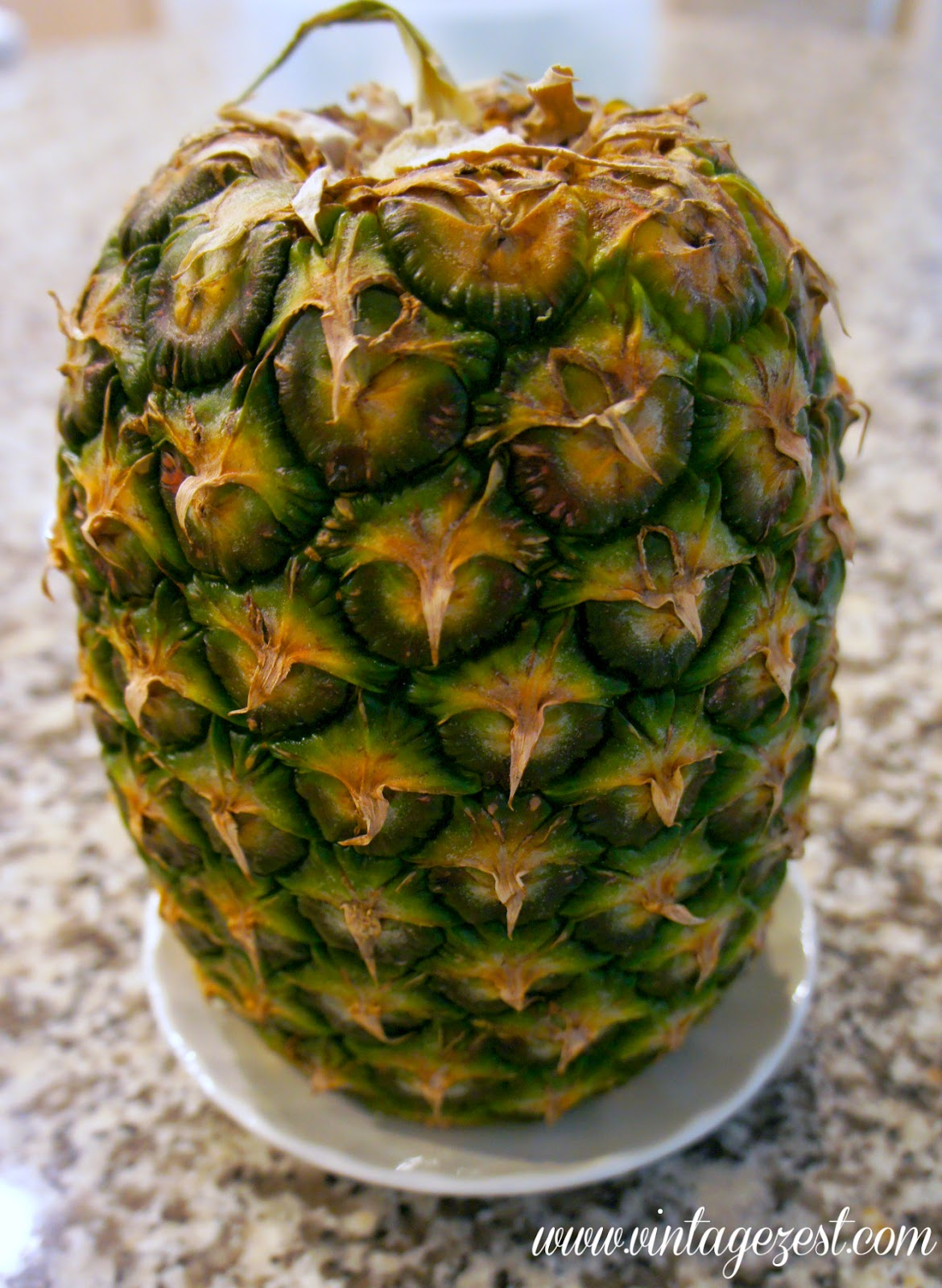 Tip Testing for Sweeter Pineapple