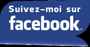Suivez moi sur facebook