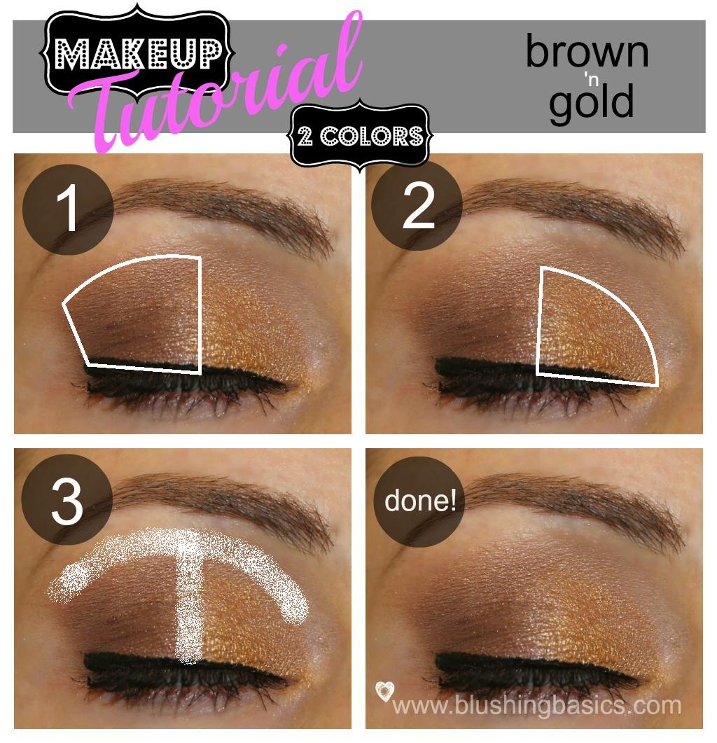Blushing Basics New Years Countdown 9 Two Color Eye