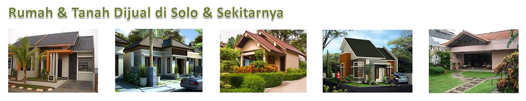 Rumah Dijual Murah di Solo dan Sekitarnya / Perumahan Murah di Solo