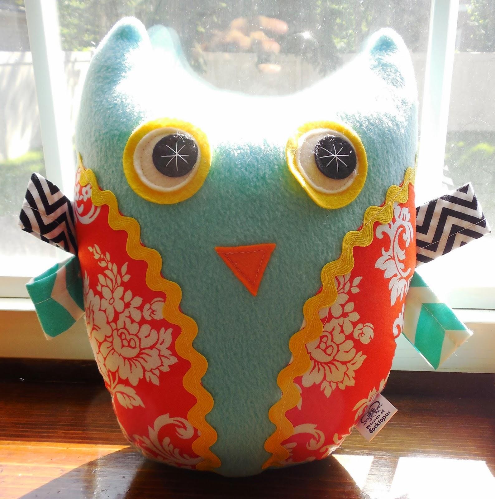 owl stuffed animal