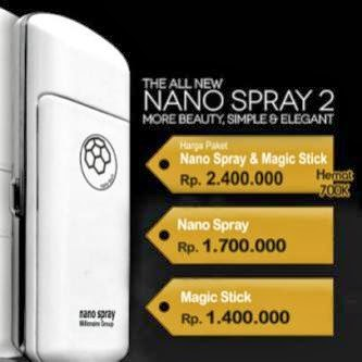 nano spray, nano spray asli, nano spray mci, nano mist, nanomist, nanospraymci, nanospraymgi, nano spray mgi, magic stick, penjualan, member, produk, kecantikan,