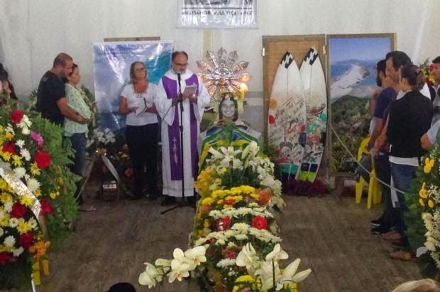 funeral ricardo dos santos
