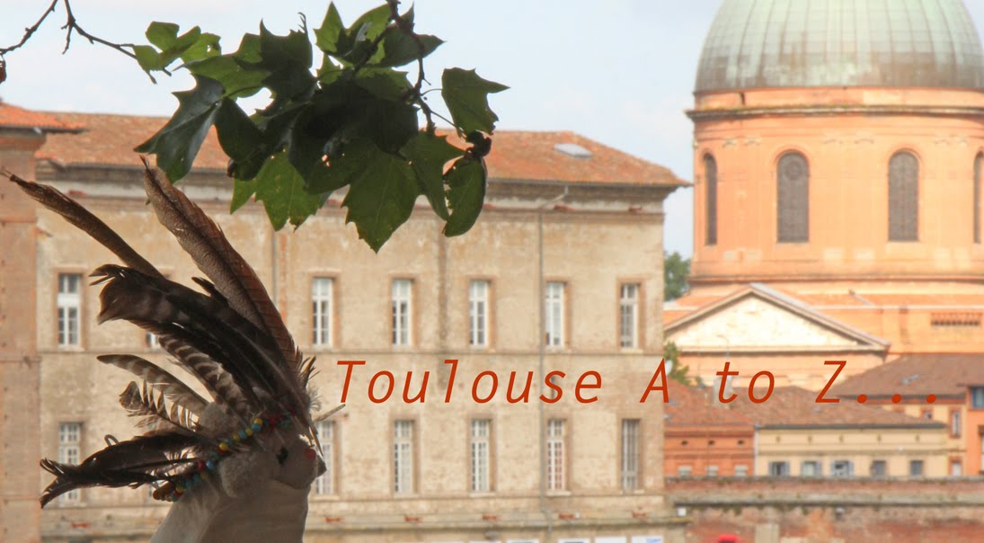TOULOUSE A TO Z…