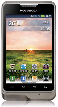 Motorola XT390 Specs: Slim Designed Android Device for Mid-end Market