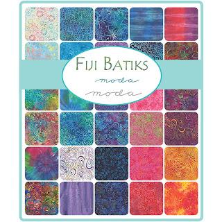 Moda FIJI BATIKS Fabric by Moda Fabrics