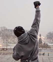 Rocky, o lutador