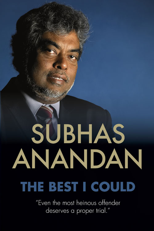 Unravelling 1987: Subhas Anandan: The best I could-Chapter 27-On.