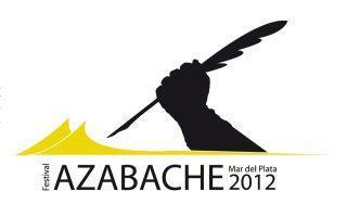 Festival AZABACHE :Lo negro y lo policial en la literatura -Mar del Plata 2012 551929_2669629039355_1814977559_1585482_889655743_n