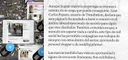"""Entrevista """"La Vanguardia"""""""