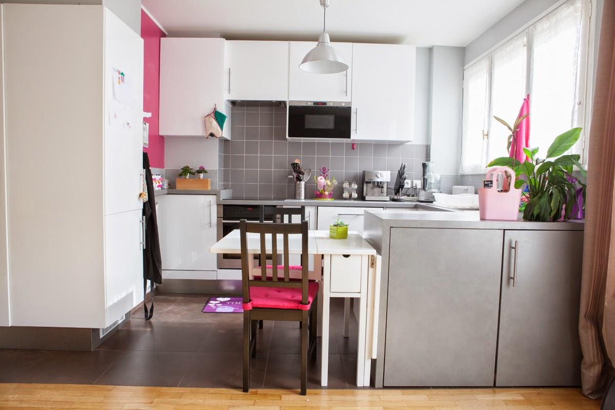 4 pi ces 3 chambres 75m2 alfortville centre for Cuisine ouverte chaleureuse