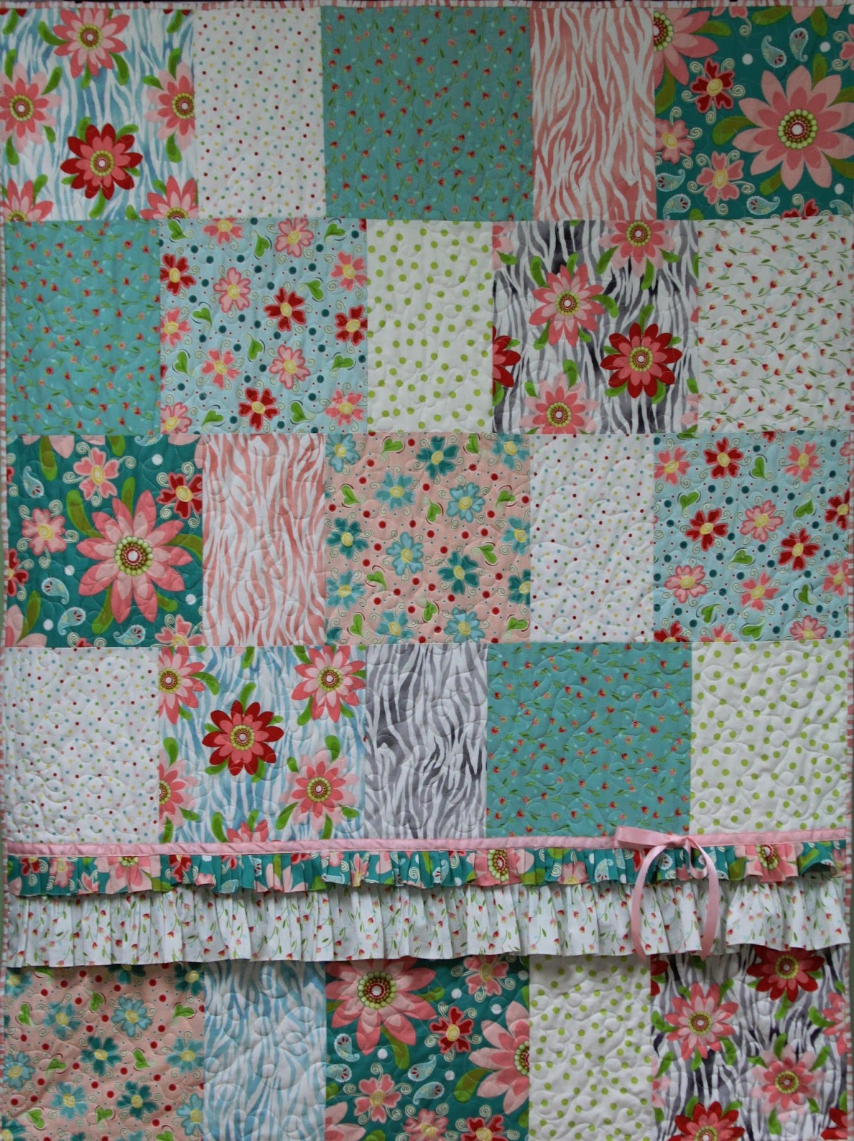 Virtually vintage quilts - Quilt rits ...