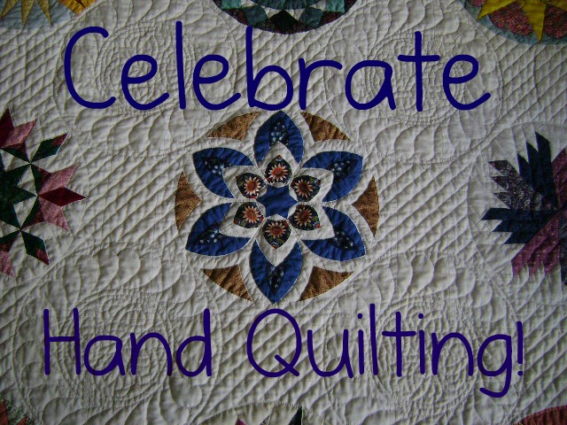Celebrate Hand Quilting