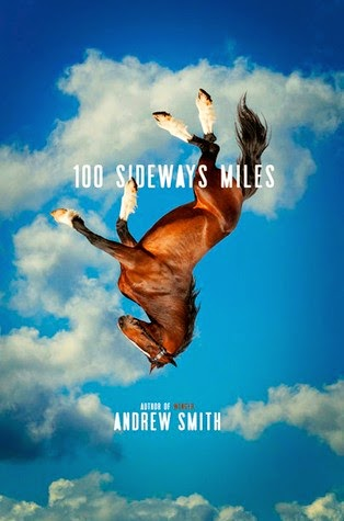 bookcover of 100 SIDEWAYS MILES by Andrew Smith