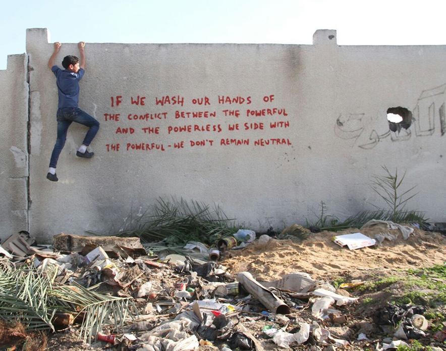 Banksy-gaza-wall