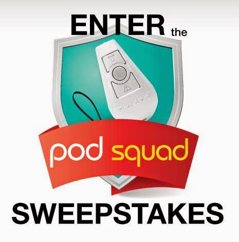 POD Squad Sweepstakes