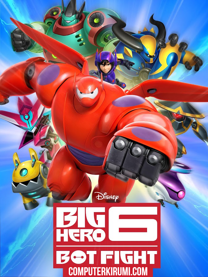[LATEST] Download-Install Big Hero 6 Bot Fight Android Game For PC[Windows 7,8,8.1,xp,Mac]