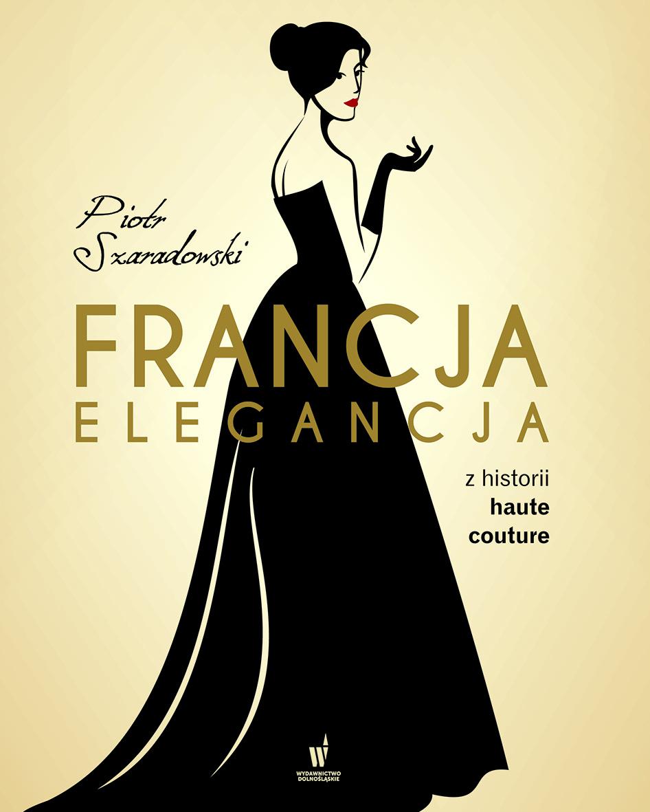 FRANCJA ELEGANCJA - książka