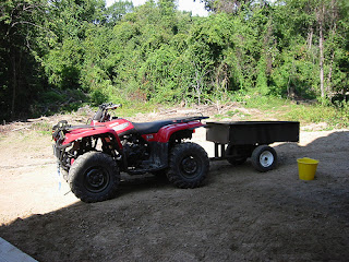 Practice Safety with Your ATV Winch