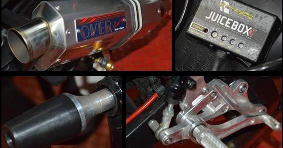 Modifikasi Knalpot Honda Verza 150 2014