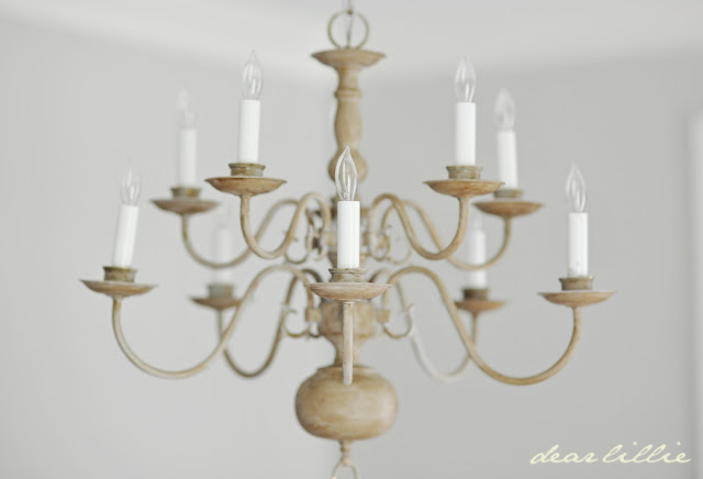 Ild Fashioned Light Fittings Painted White