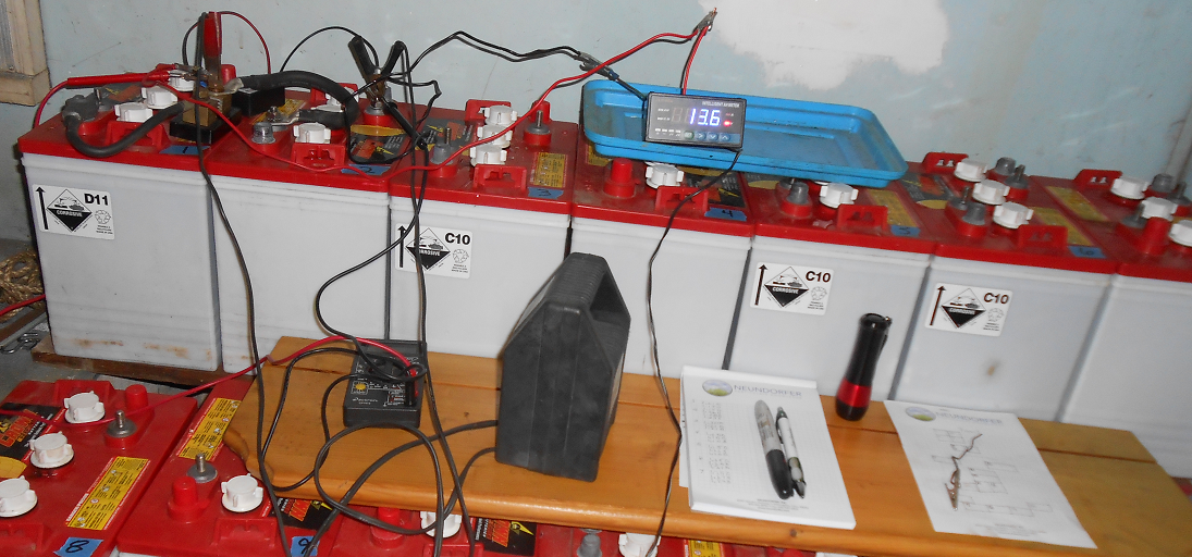 Repairing Car Batteries With Dead Cells