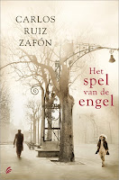 Het spel van de engel Carlos Ruiz Zafón cover