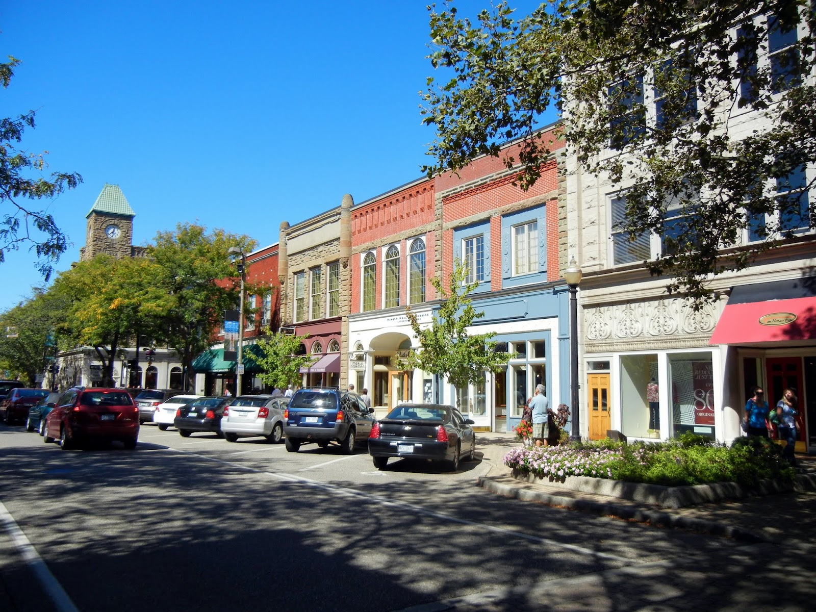 Downtown Holland Michigan Restaurants