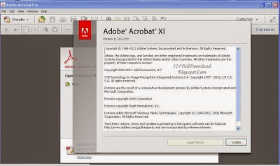 adobe pdf xi pro free download
