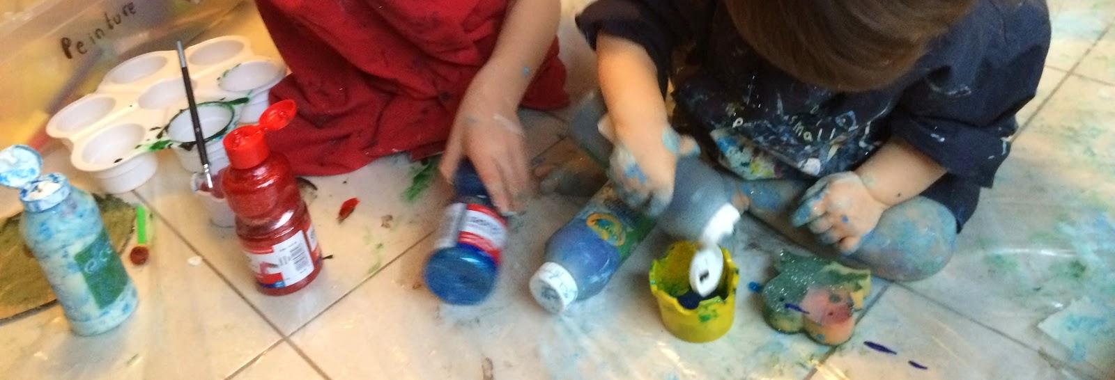 peinture-avec-les-enfants-bazar